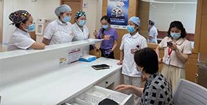 集团半年度医疗质量管理检查江阴红房子妇产医院